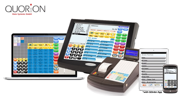 Quorion Cash Register