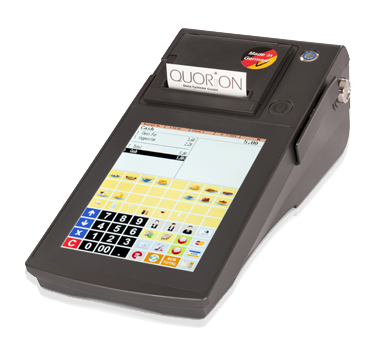 Qtouch8 Small Business POS System